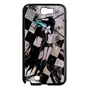 Black Rock Shooter Anime Samsung Galaxy N2 7100 Cell Phone Case Black y2e18-352895