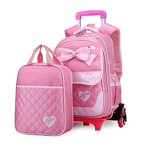 kids trolley school bags - 8