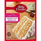 Betty Crocker Cherry Chip Super Moist Cake Mix, 432 Gram