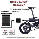Leifeng-Tower-Alta-velocita-16-Bici-elettrica-250W-Adulti-elettrica-Mountain-Bike-78AH-Pieghevole-Bicicletta-elettrica-25KM-H-con-Removablelithium-ioni-di-Litio-36V-Color-Black