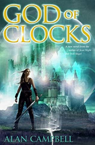 book cover of God of Clocks