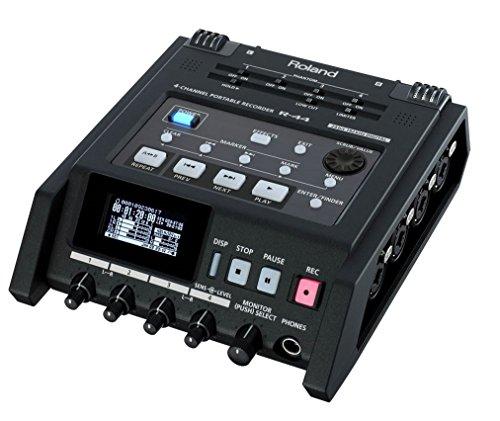 Roland R 44E 4 channel Portable Recorder