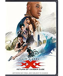 XXX: The Return Of Xander Cage (DVD + Digital Download) [2017]