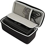 co2CREA Hard EVA Storage Carrying Travel Case Bag for Anker Bluetooth Portable Wireless NFC Speaker (A7909)