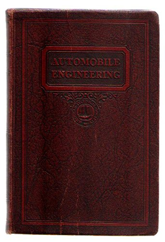Automobile Engineering Volume VI (Reading Wiring Diagrams and Auxiliary Electrical Equipment, Wiring Diagrams and Data Sheets, Electrical Repairs) Auxiliary Wiring