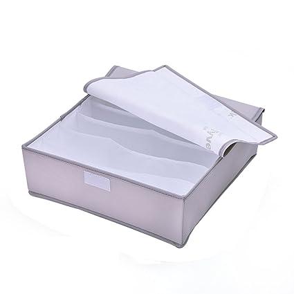 Best wishes shop Caja de almacenamiento- Caja plegable del organizador del cajón de la caja