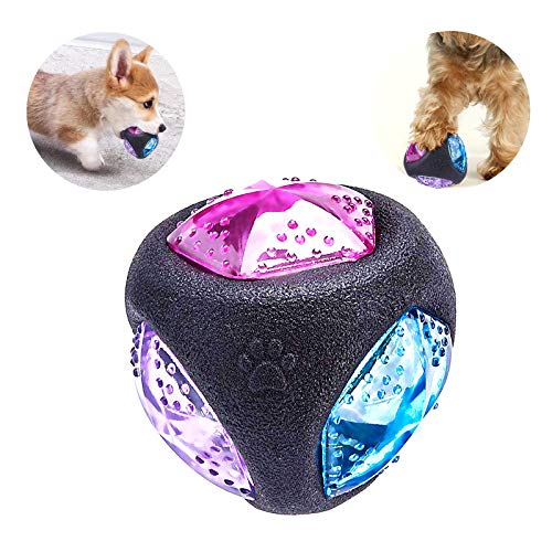 PEDOMUS LED Interactive Ball for Dogs