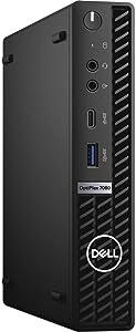 Dell Opti 7080 I5/3.1 6C 8GB 256GB SSD W10 (076XJ)