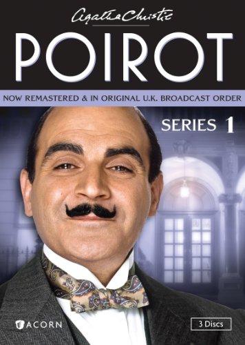 Agatha Christie's Poirot, Series 1 (Poirot Dvd Series 13)