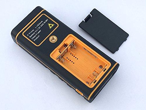 Sndway® palmtop lcd display 0 05 bis 80 m 262 ft laser