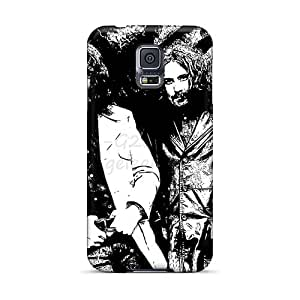Perfect Hard Phone Covers For Samsung Galaxy S5 (NGD3780MxZO) Support Personal Customs Trendy Black Sabbath Band Pictures