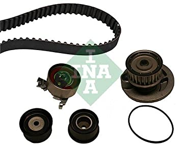 Kit de distribución + Bomba de agua INA 530004930: Amazon.es: Coche y moto