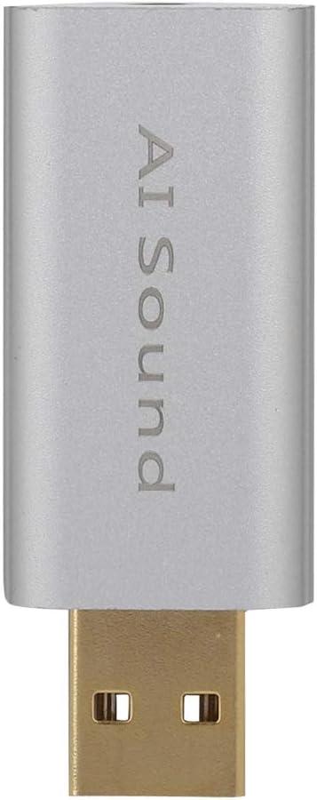 USB External Sound Card Multilingual Intelligent Language Voice Translator USB