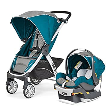Chicco Bravo Trio Travel System, Polaris (CHI-0407909581)
