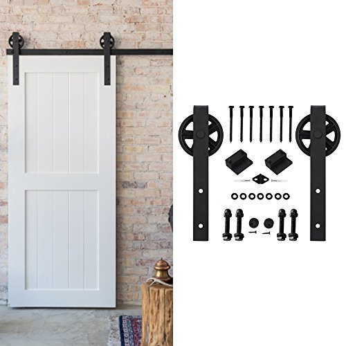 8 barn door hardware - 1
