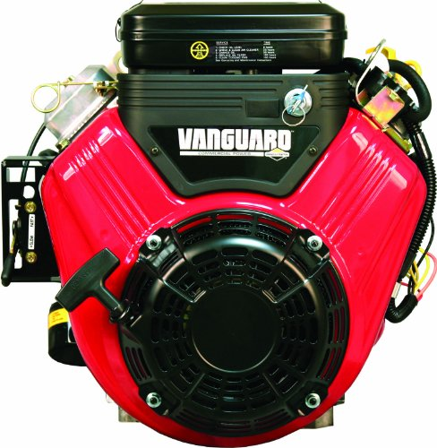 479cc 16.0 Gross HP Vanguard Engine With A 1-Inch Diameter X 2-29/32-Inch Length Crankshaft, Keyway, Tapped 3/8-24 - Briggs & Stratton 305447-3075-G1
