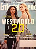 Entertainment Weekly Magazine (March 9, 2018) Westworld Cover