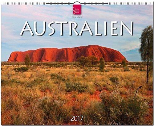 AUSTRALIEN - Original Stürtz-Kalender 2017 - Großformat-Kalender 60 x 48 cm