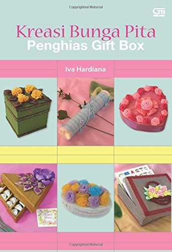 Download Kreasi Bunga Pita Penghias Gift Box (Indonesian Edition) pdf epub