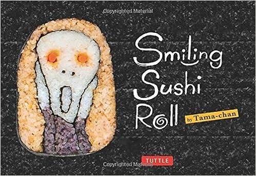 Smiling Sushi Roll by Takayo Kiyota (2016-03-22)