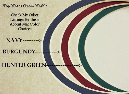 8x10 GRADUATE Picture & Poetry Photo Gift Frame ~ Cream/Hunter Green Mat ~ Great Graduation Keepsake Gift!