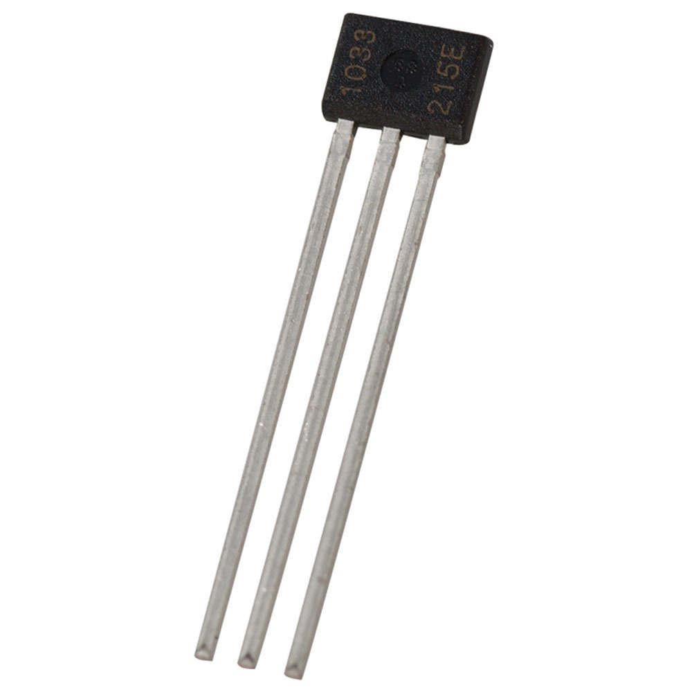 Allegro Microsystems A1302KUA-T Hall Effect Sensor, 5 Volt, 10 mA (Pack of 4)