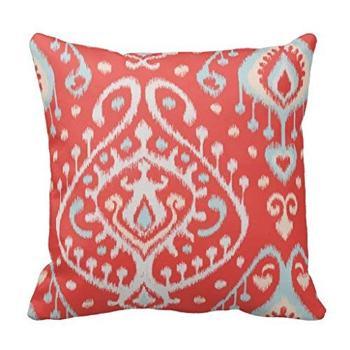 XGUPKL Generic Soft Polyester& Cushion Cover Pillowcases Throw Pillow Tribal Patterns Geometric Indian Native Wester Decor Pillow Case Home Decor ()