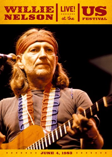 DVD : Willie Nelson - Live At The Us Festival, 1983 (DVD)