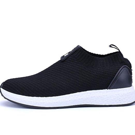 XIANGYANG Zapatillas de Deporte para Hombre, Zapatos ...