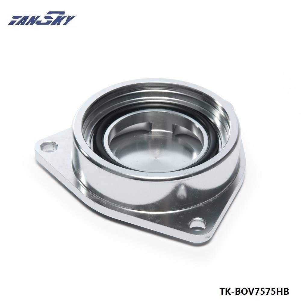 SQV SSQV BOV Flange Adapter Blow off valve Flange For Hyundai Genesis 2.0T Turbo 08+ TK-BOV7575HB Bo Luo