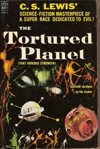 The Tortured Planet (Avon SF, T-211)