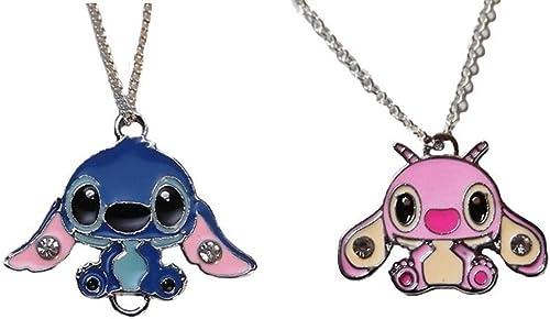 Stitch Necklace