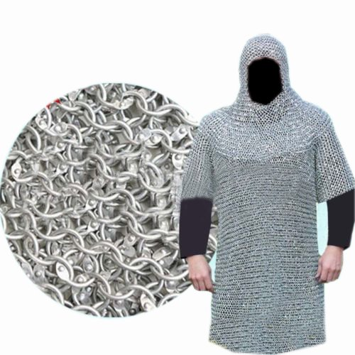 List of the Top 10 chainmail shirt men riveted you can buy in 2019