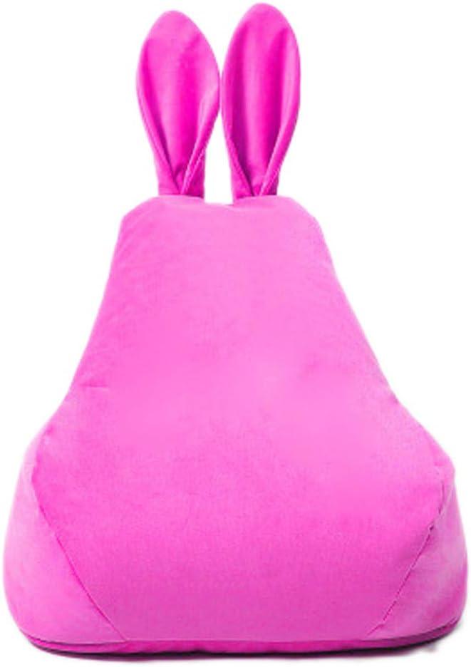 ISHOWStore - Mini sofá para niños, diseño de conejo, cómodo cojín de animales, regalo de cumpleaños para niños, bebés, niños