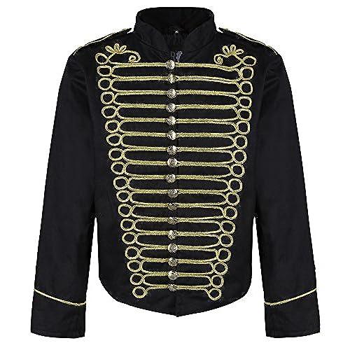 Men's Goth Jacket: Amazon.com