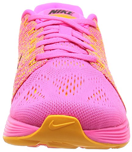 Nike Women 747356 Running Pink (Pink Blast / Black-lsr Orng-wht) dCtowKD