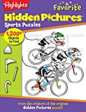 img - for Highlights Hidden Pictures  Favorite Sports Puzzles (Favorite Hidden Pictures#174;) book / textbook / text book