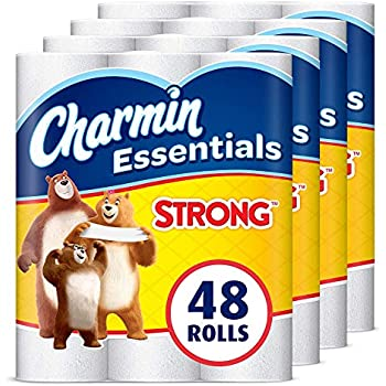 Amazon.com: Charmin Basic Toilet Paper 40 Double Roll (10