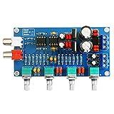 NE5532 OP-AMP HIFI Amplifier Volume Tone EQ Control Board