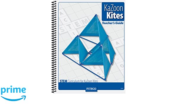 Amazon.com: Pitsco KaZoon Kites - Teacher's Guide: Industrial ...