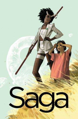 """""""Saga, Vol. 3"""" av Brian K. Vaughan"""