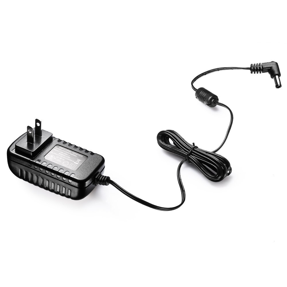 Neewer CN-DC2 DC 7.5V 2A Switching Power Adapter for Video Light CN-160CA/CN-Lux1000/CN-Lux1500/CN-140/126B/PT-308S/LED308C/PT-12LED
