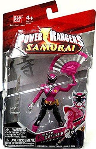 Power Ranger Samurai Mega Ranger Sky Action Figure ()