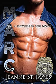 Brothers in Blue: Marc by [St. James, Jeanne]