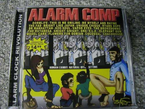 Price comparison product image Alarm Comp