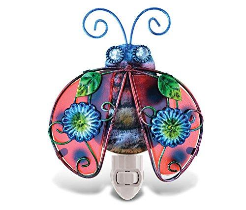 Puzzled Night Light, Ladybug