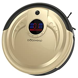 Amazon Com Bobsweep Standard Robotic Vacuum Cleaner And