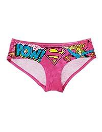 ThatWear Supergirl POW Hipster Women's Underwear