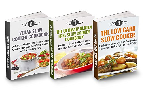 Slow Cooker Box Set Cookbooks ebook product image
