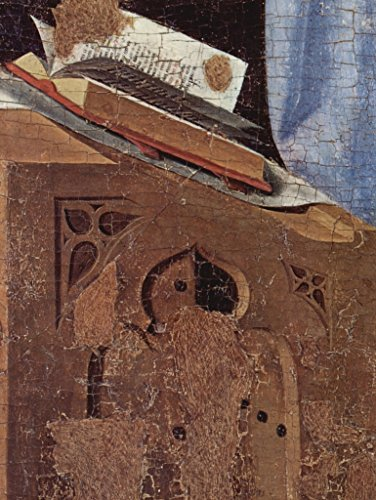 Lais Jigsaw Antonello da Messina - Annunciation, Fragment, Detail: The Lectern of Mary 100 Pieces
